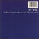 DROME Final Corporate Colonization Of The Unconcious CD (Ninja Tune re-release)