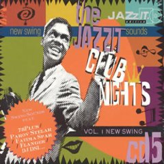 The Jazzit Club Nights Vol.1 - New Swing CD
