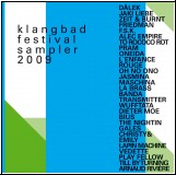 Klangbadfestival Sampler 2009 CD